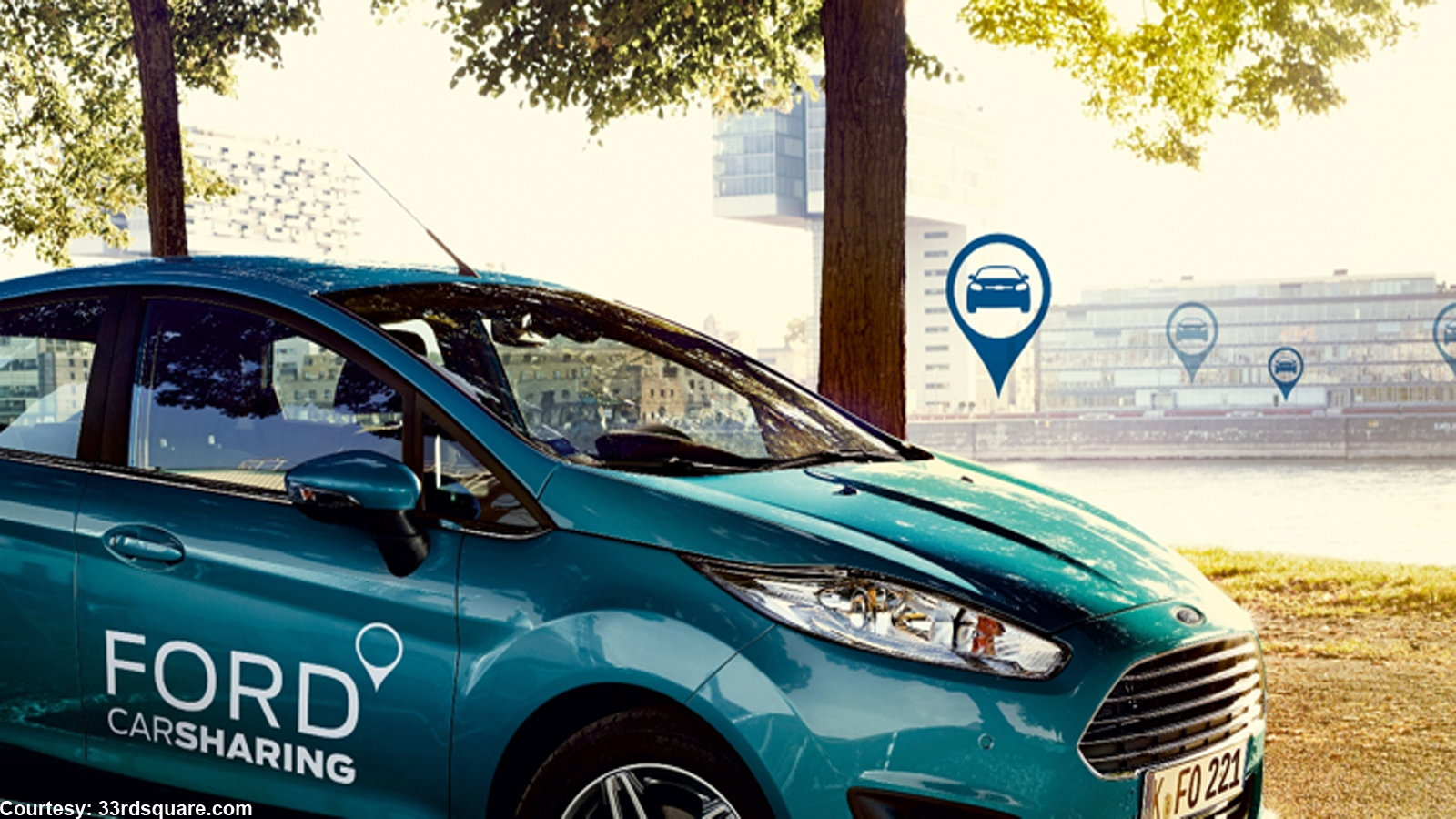 Ford Smart Mobility to Be Introduced in 2021