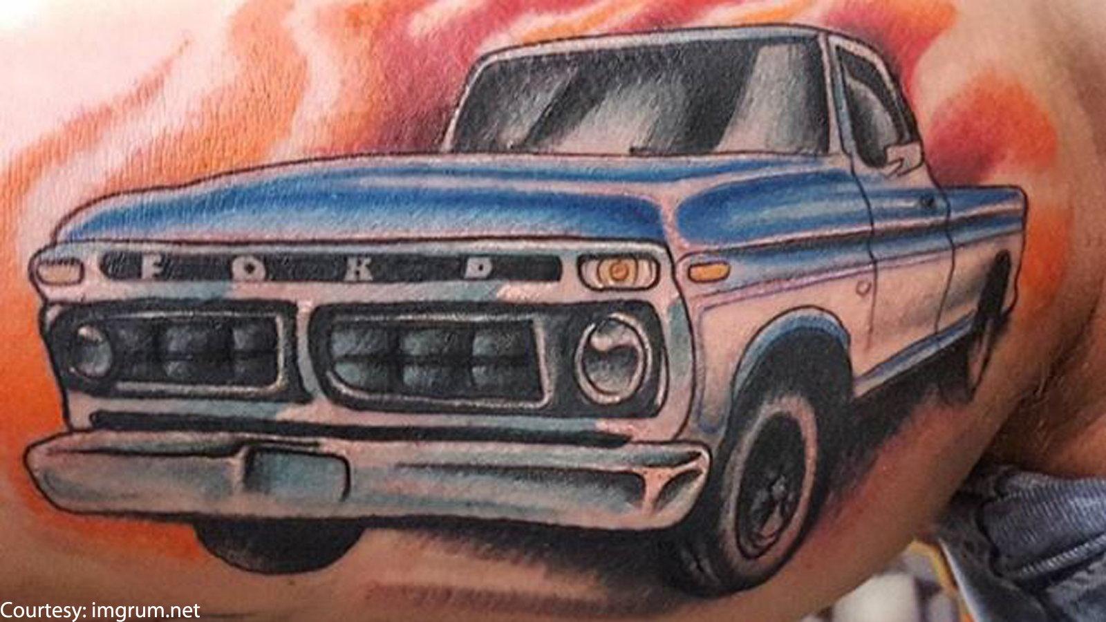 1976 Ford Ranger