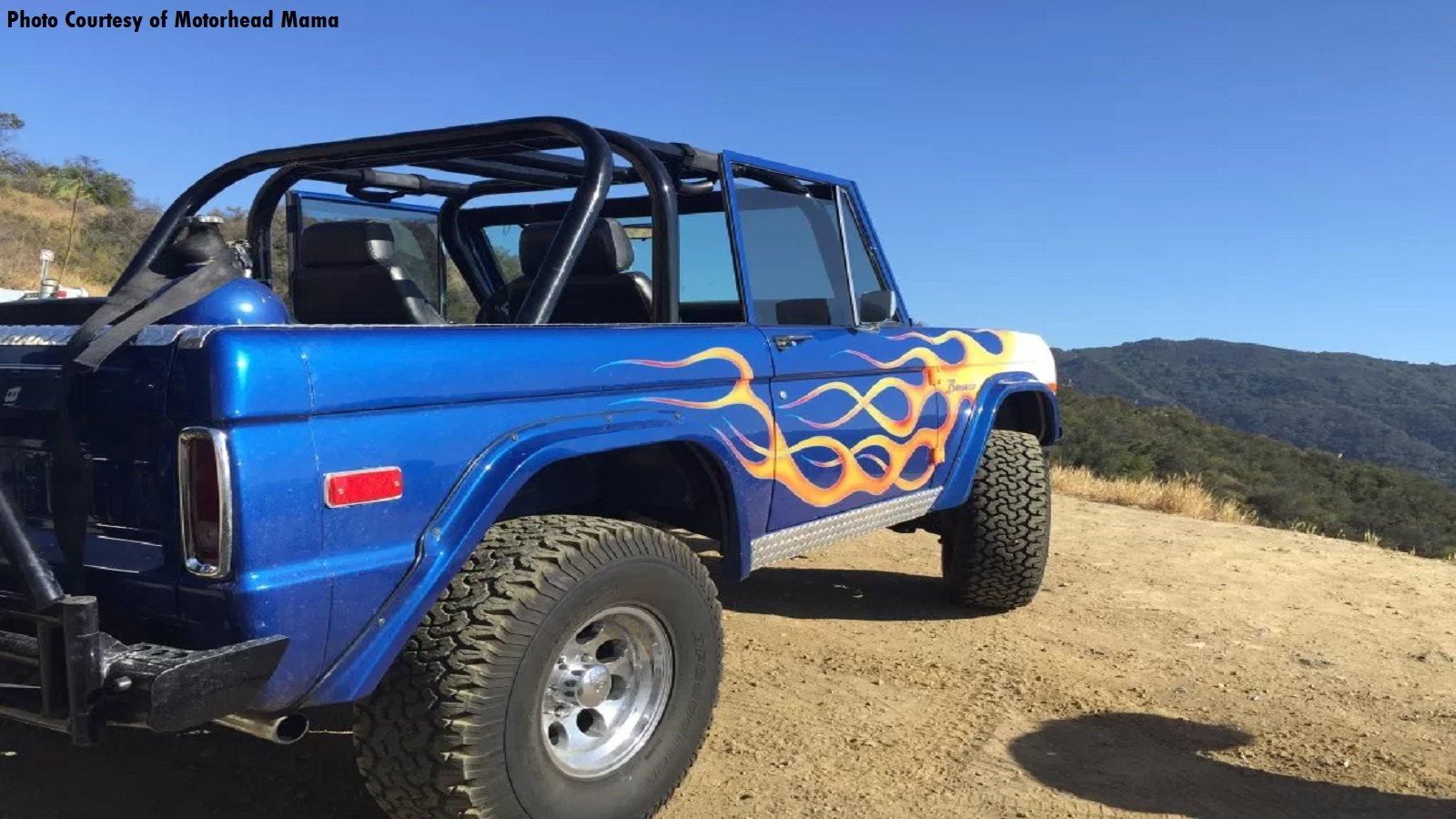 If You Have Hollywood Cash, Then Buy a Bronco