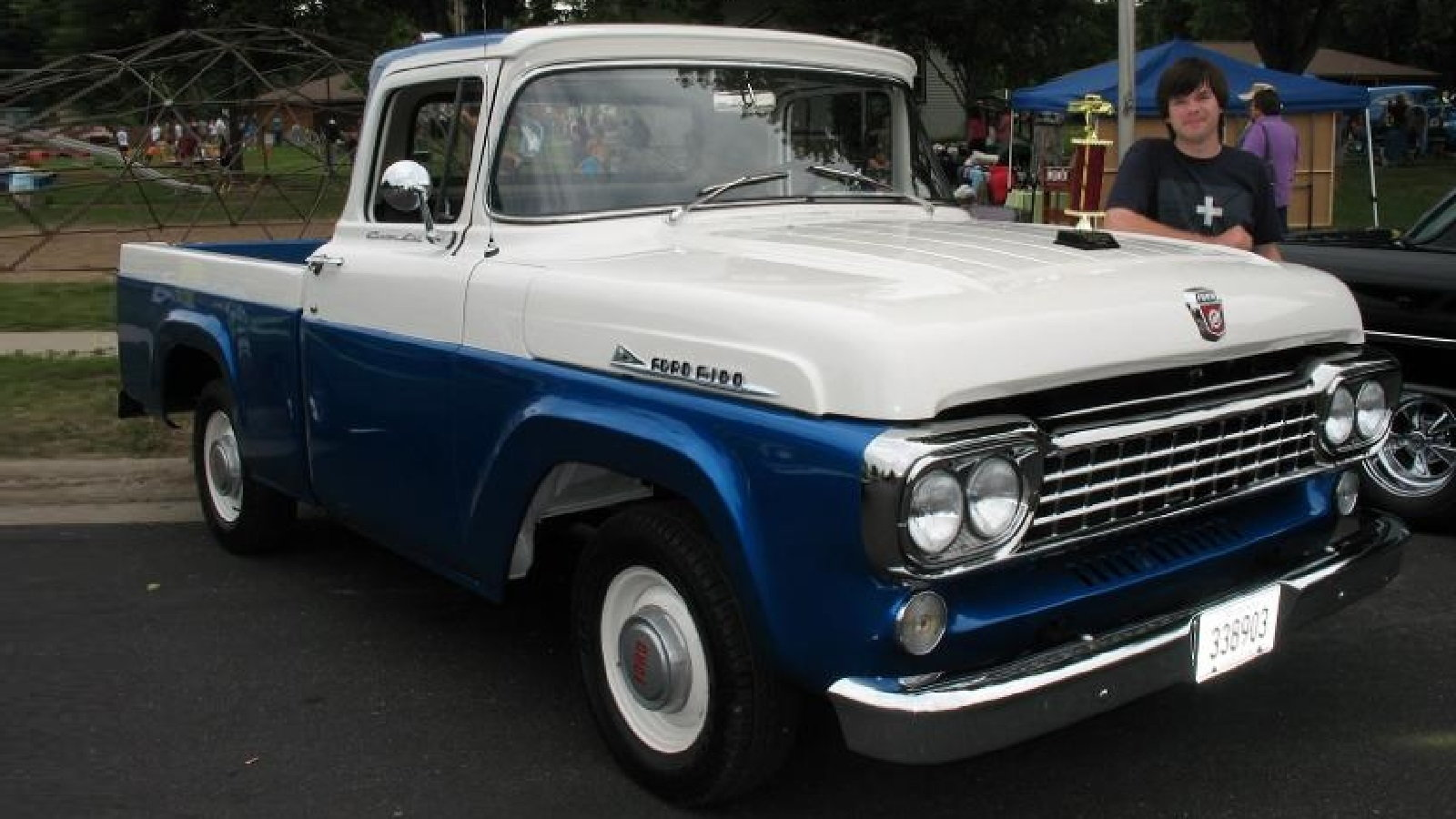 1958 F100 Resto Project Start to Finish