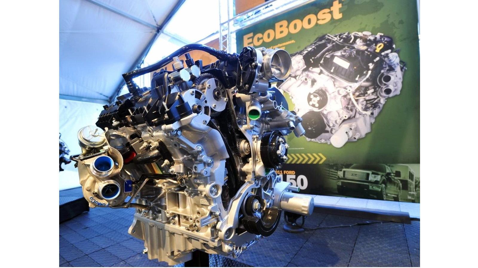 8. Ford EcoBoost 3.5 Liter Turbo V-6