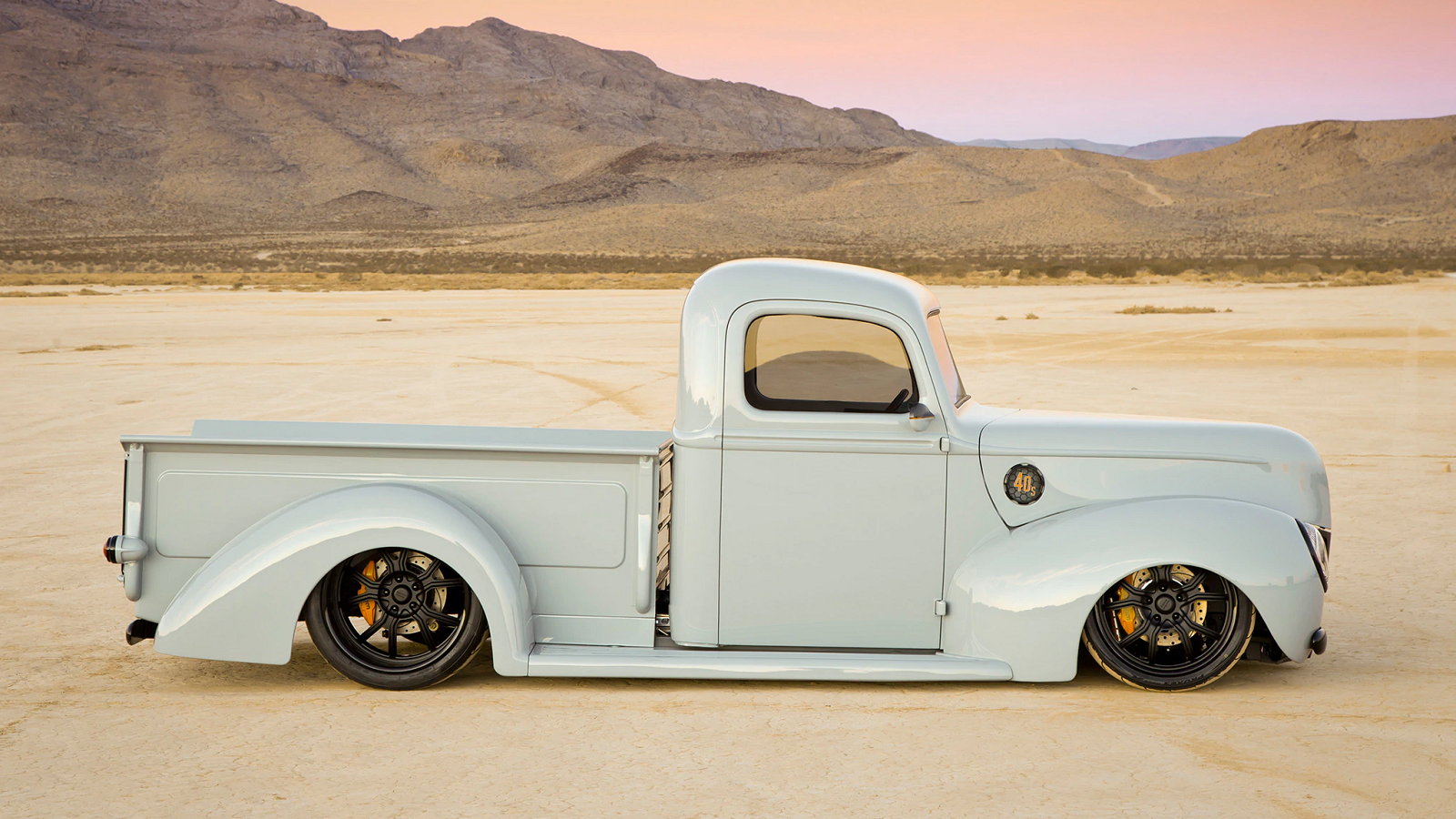 Supercharged 1940 Ford Pickup is a Restomod Delight