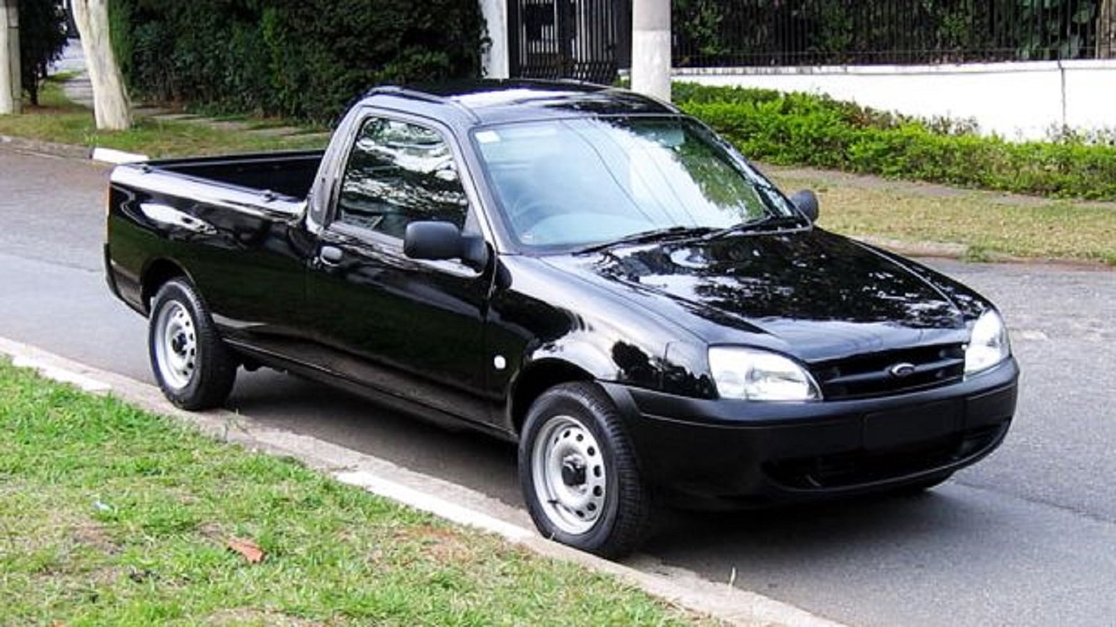 1998 to 2013 Fiesta Courier