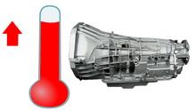 ford f250 diesel transmission overheating