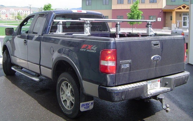 Ford F150 Bed Size >> F-150 F250 Truck Bed Accessories - Ford-Trucks