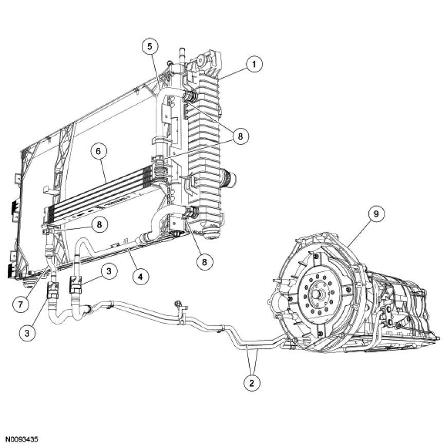 Ford F150 Why Is My Transmission Overheating 356886 on 1993 ford f 250 diesel wiring diagram