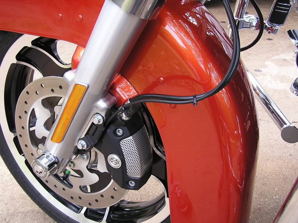 Harley Davidson Touring Why Is Abs Light On Hdforums