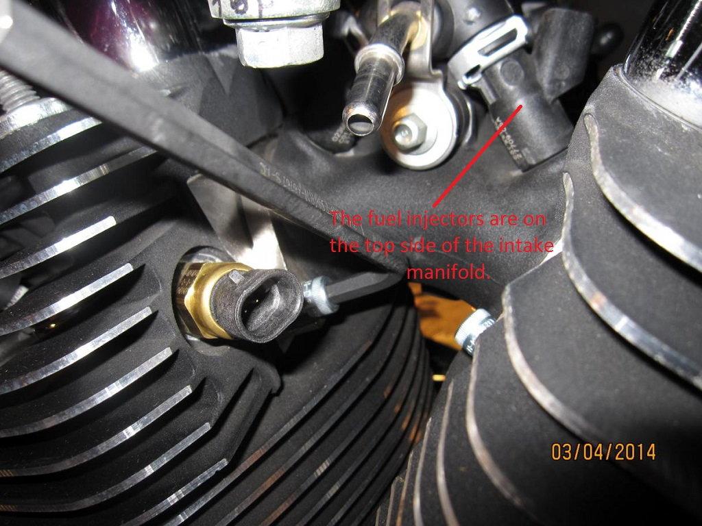 Harleyfuelinjector on Ignition Wiring For Harley Davidson