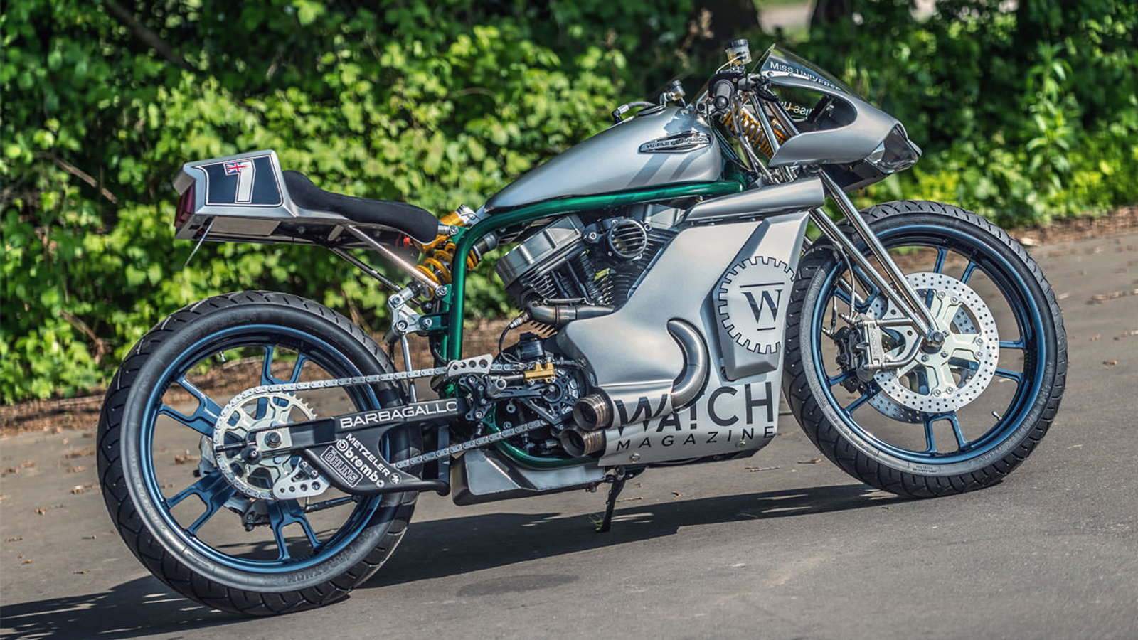 Custom Harley Davidson Sportster 48 By Shaw Speed Hdforums