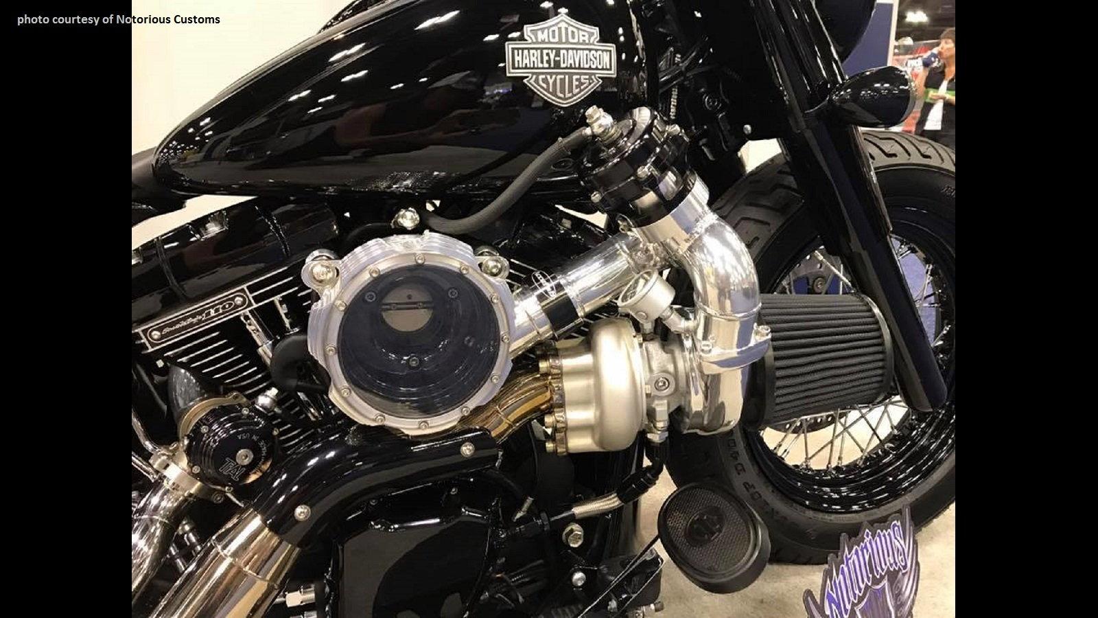 Softail Slim CMP Turbo Treatment Bad as Hell | Hdforums
