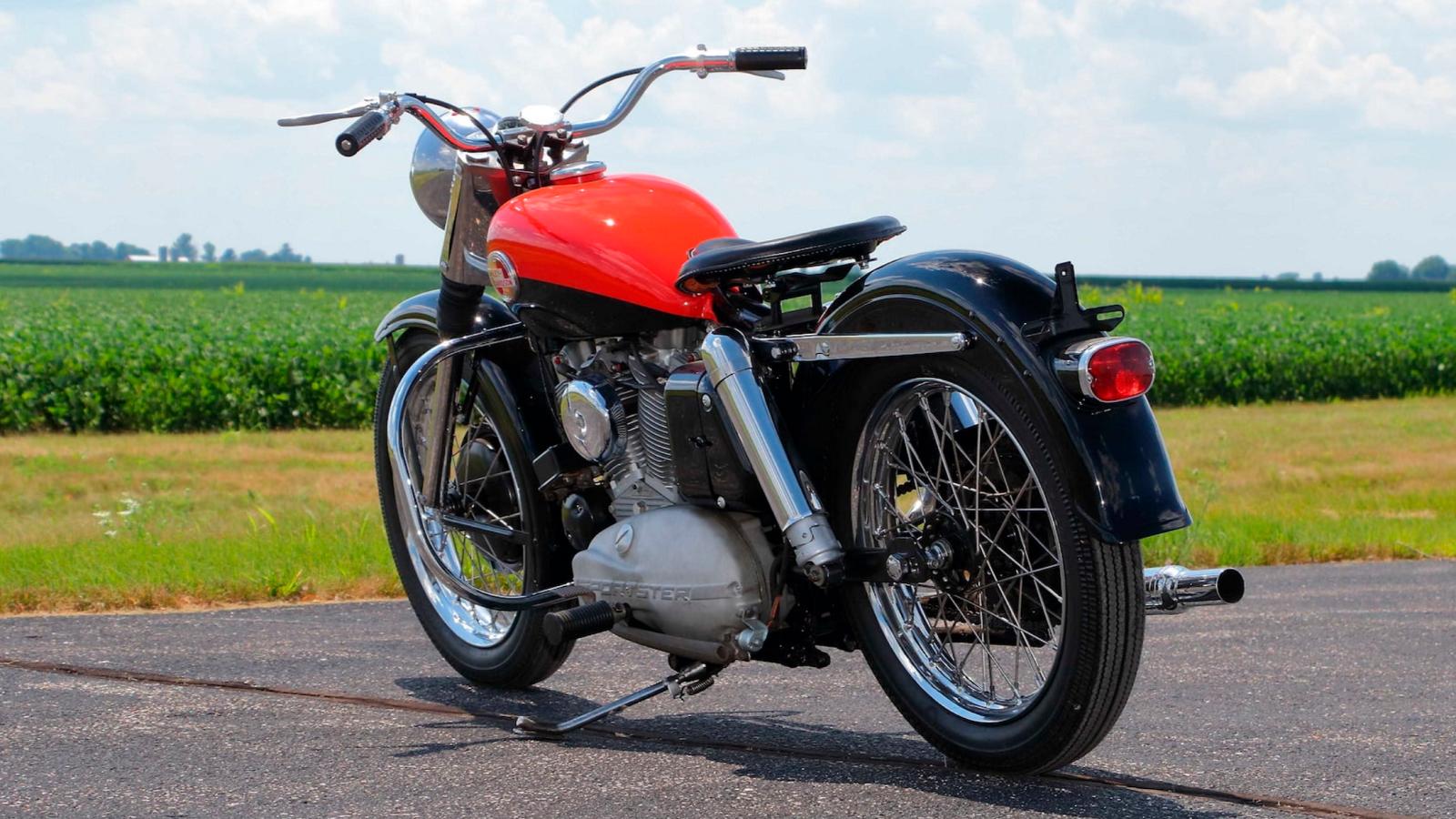 1957 Harley-Davidson Sportster | Hdforums