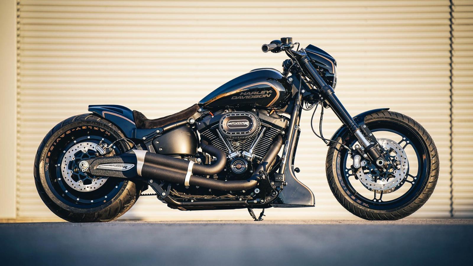 2019 FXDR 114 Customized by Thunderbike