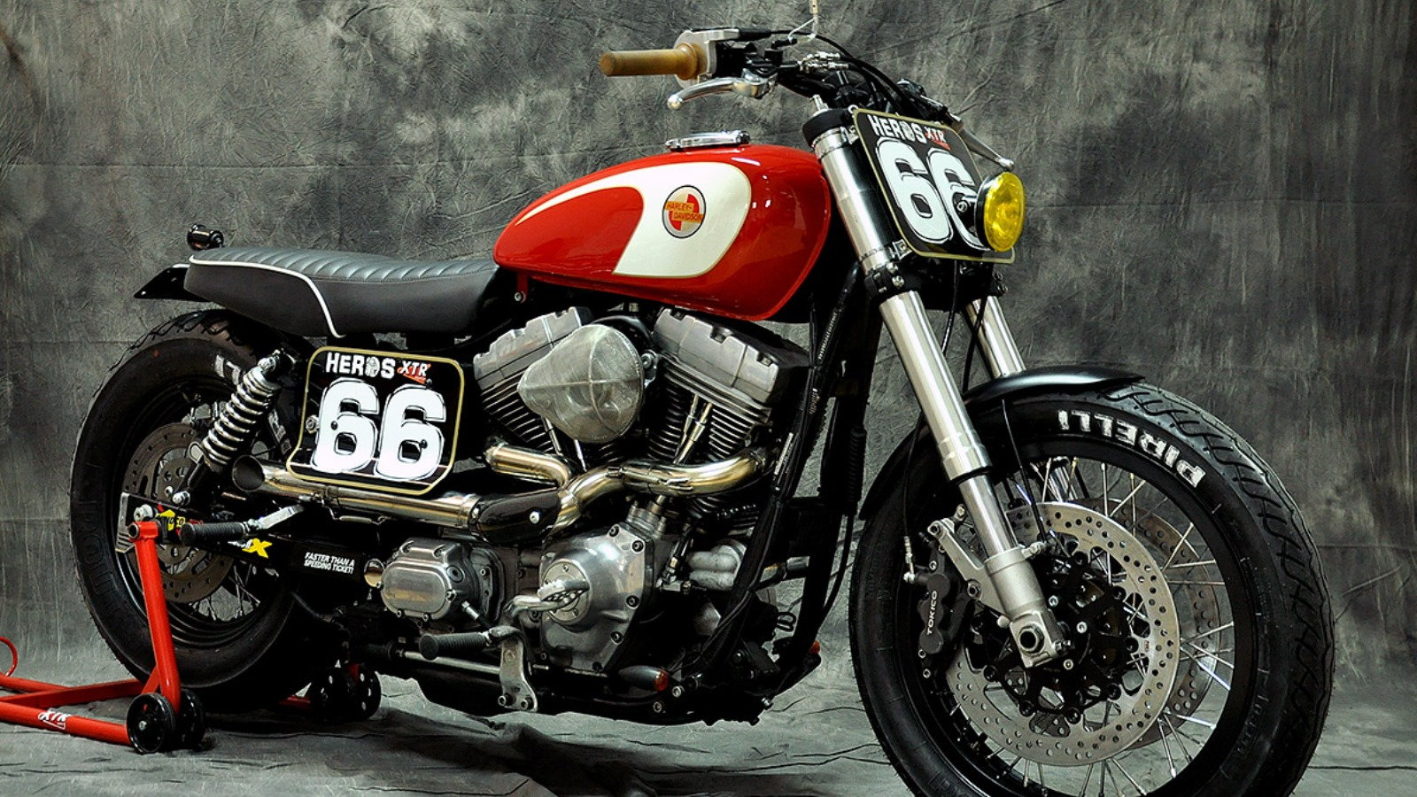 Extreme Pepo Puts Dyna Through Street Tracker Mold