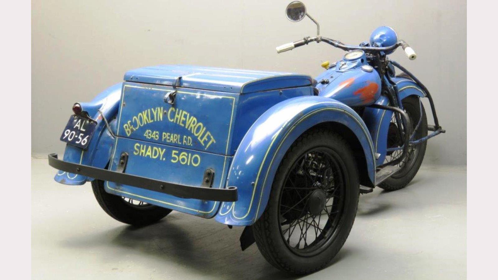 1937 Servi-Car