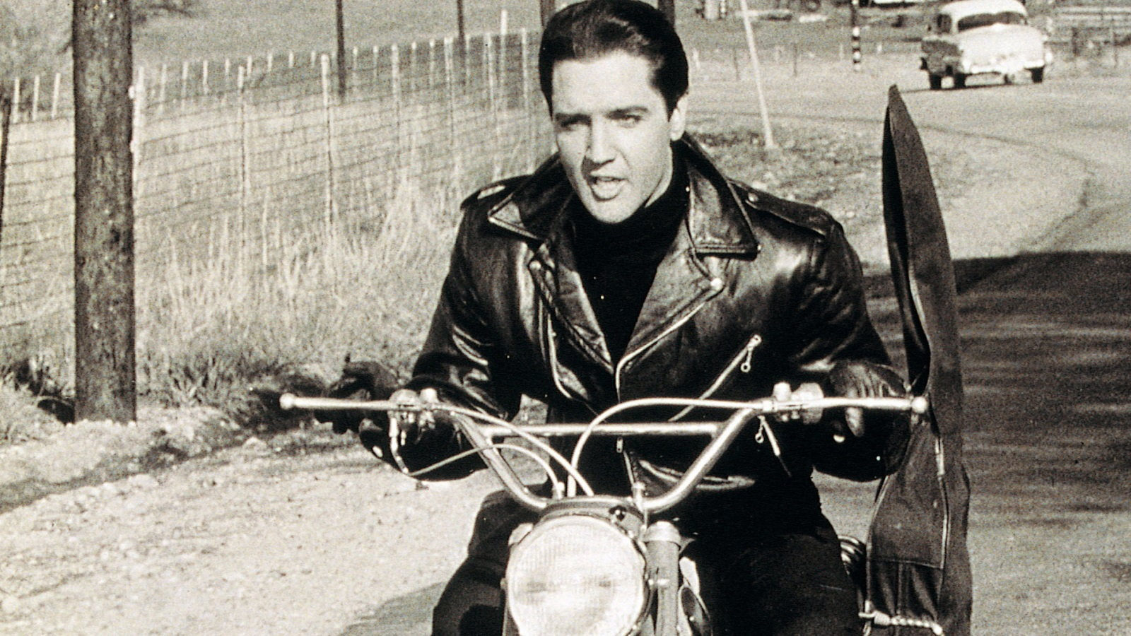 Rare 1-Of-30 Harley Elvis Presley Edition up for Grabs