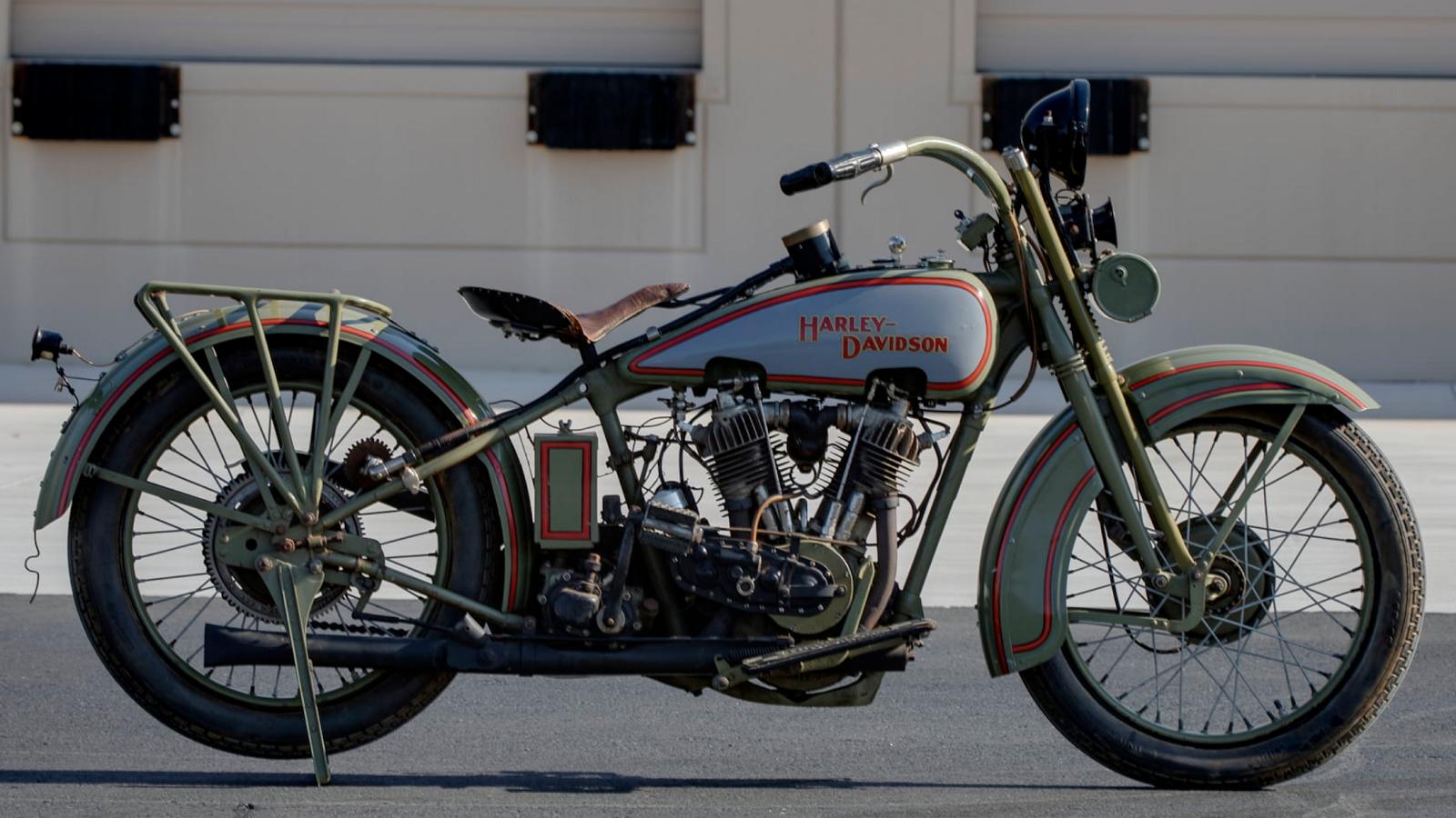 1928 Harley-Davidson JD Is No Stranger to Fame