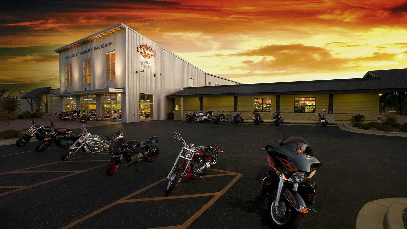 Harley Dealerships that are Worth the Visit