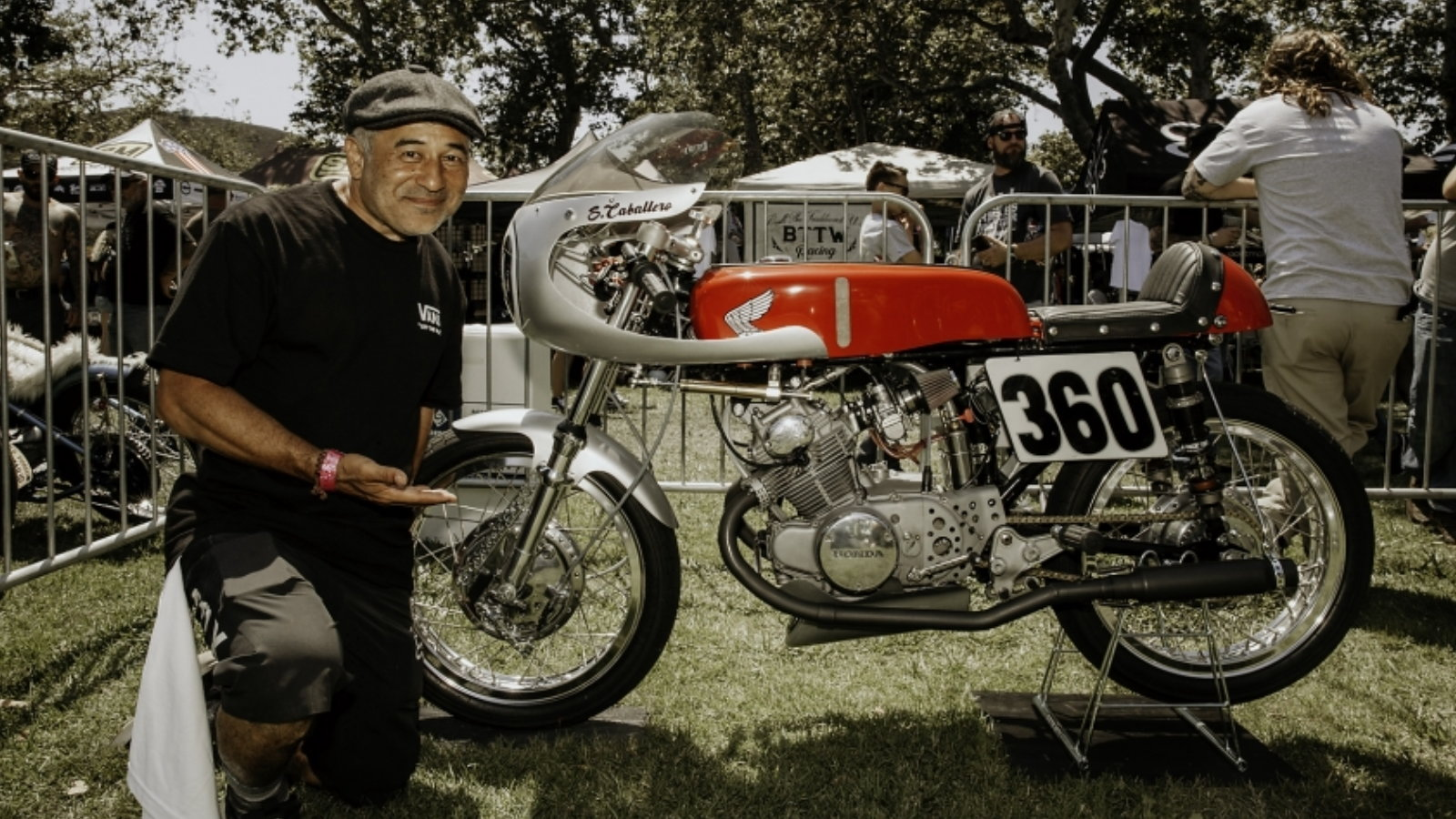 Born Free Motorcycle Show Coverage