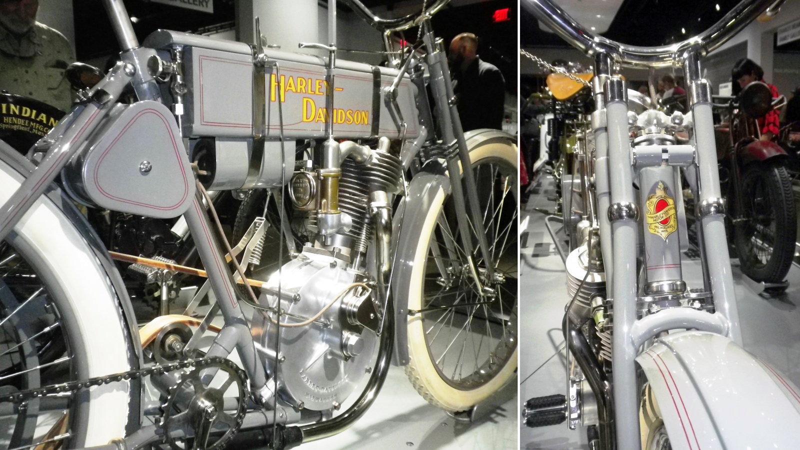 10 Great Bikes From Petersen Museum S Harley Vs Indian Exhibit