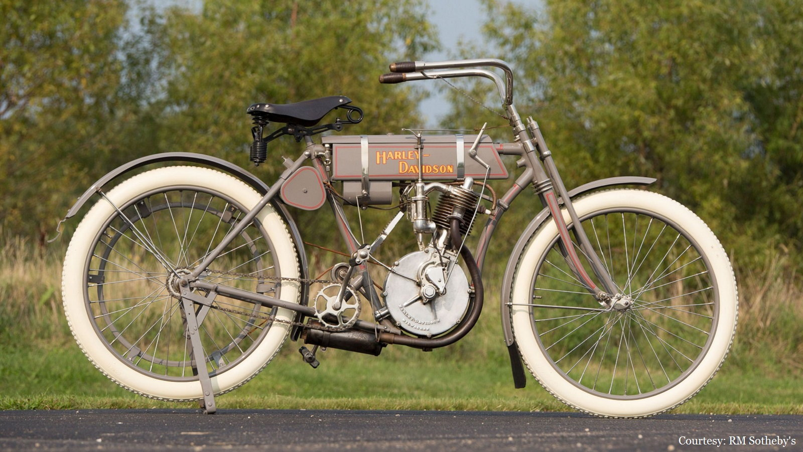 7 Most Expensive Harleys Ever Sold At Auction Hdforums