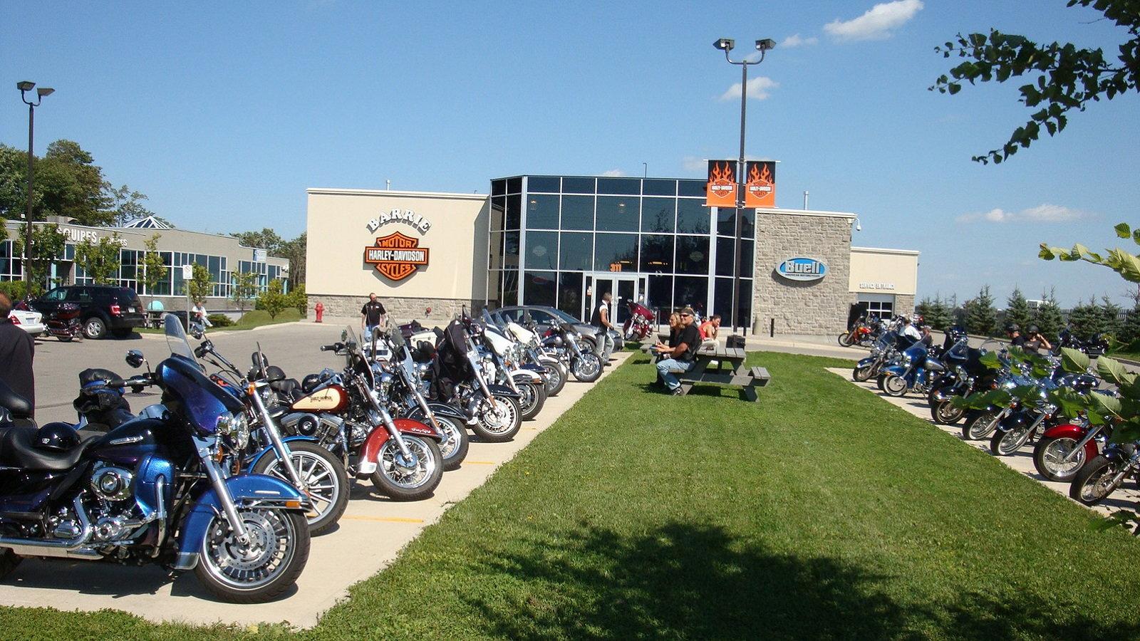 Top 7 Harley-Davidson Dealerships - Hdforums