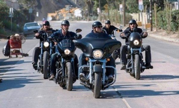 Harley Davidson How To Clone A Sons Of Anarchy Bike Hdforums
