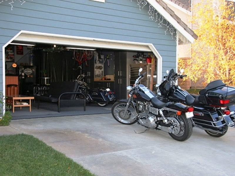 Succeed In Building The Ultimate Garage And Become Envy Of Other Bikers