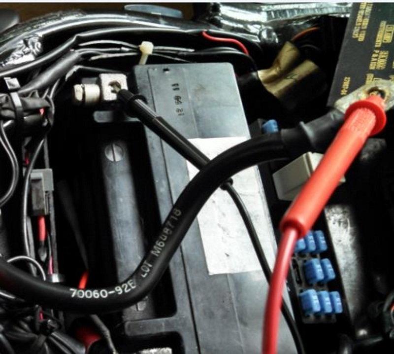 Harley Davidson Sportster Electrical Diagnostic Guide | Hdforums