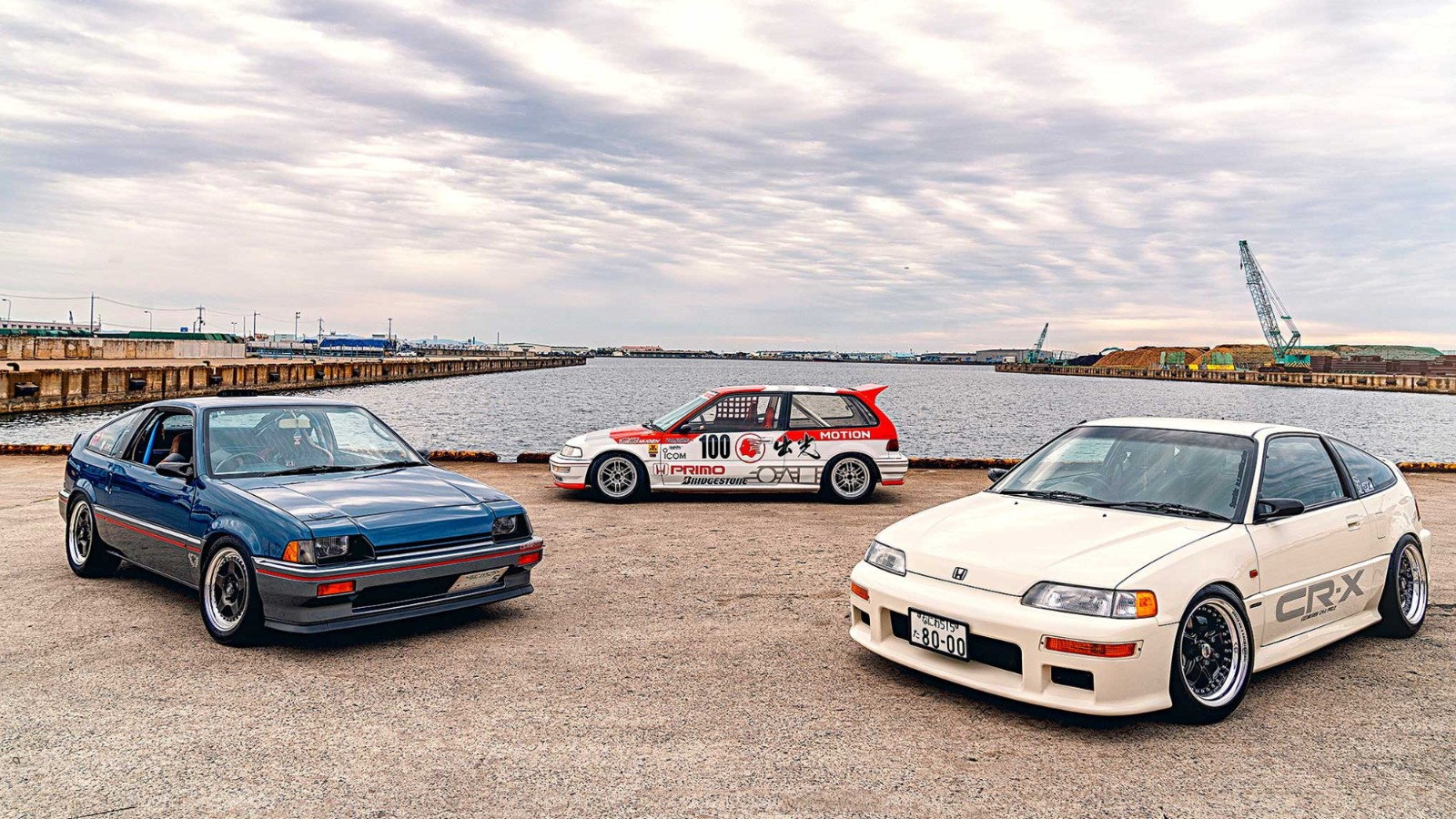 Late 80s And Early 90s Hondas Hang