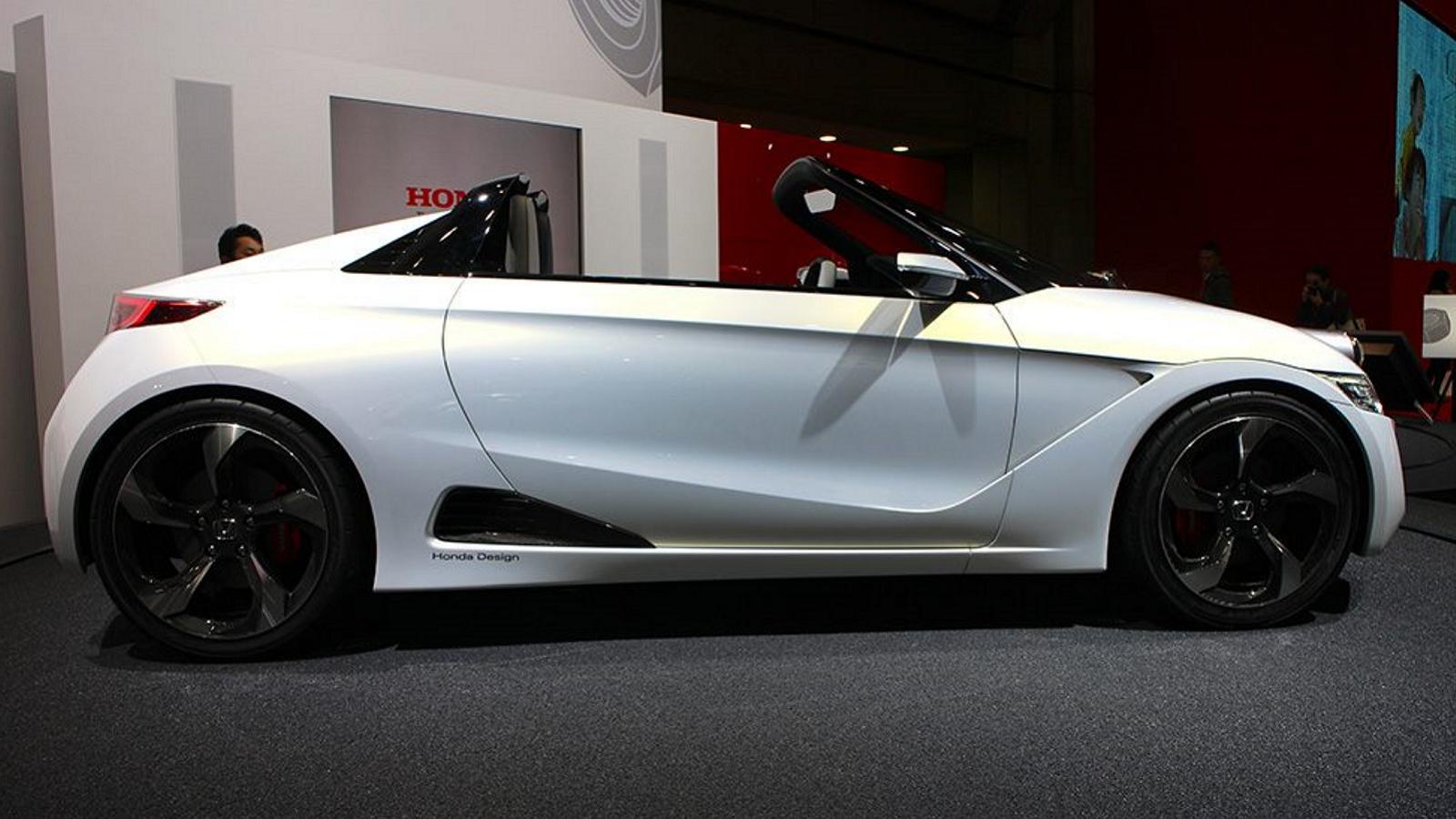S660 Neo Classic Racer Concept Kei Car
