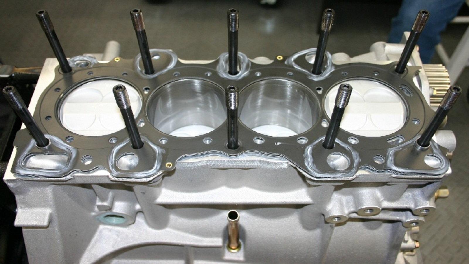 honda head gasket accord tech replace