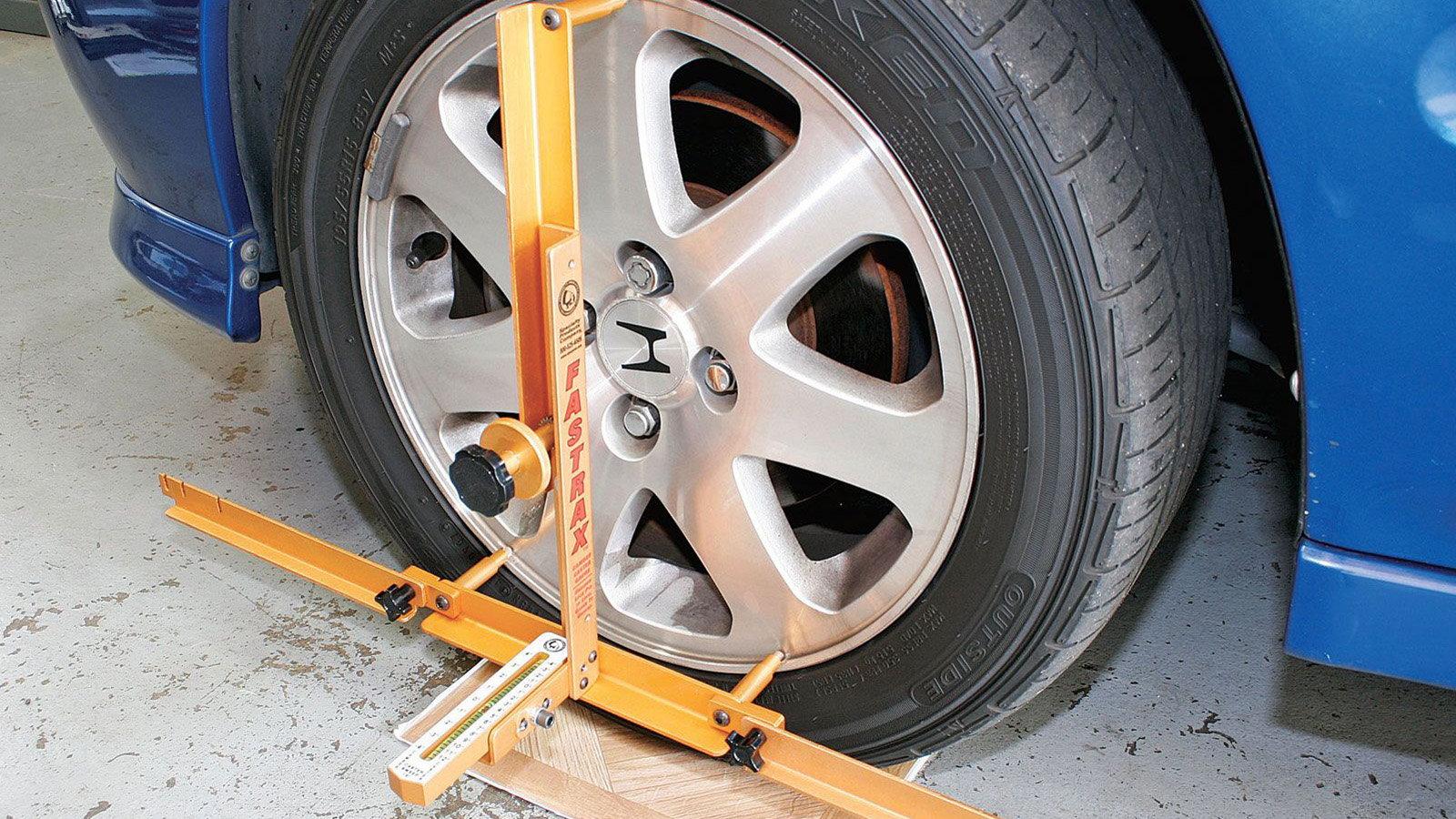 Honda How To Align Your Tires Honda Tech