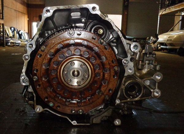 Honda Civic Why Does Automatic Transmission Slip into ...