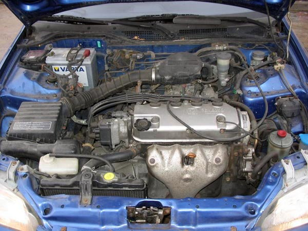 reduced engine power can be attributed to a clogged fuel filter or faulty  spark plug wires