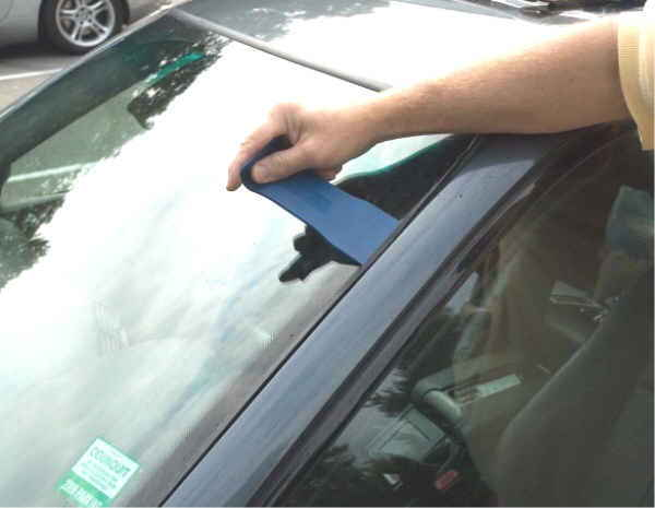 Honda How To Replace Windshield Molding Honda Tech