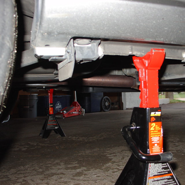 Honda Crv Use Car Jack
