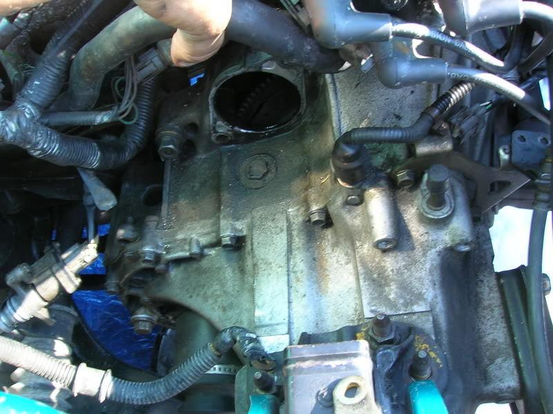 honda seal rear main civic gasket replace starter oil pan change transmission need tech front faq jack end remove