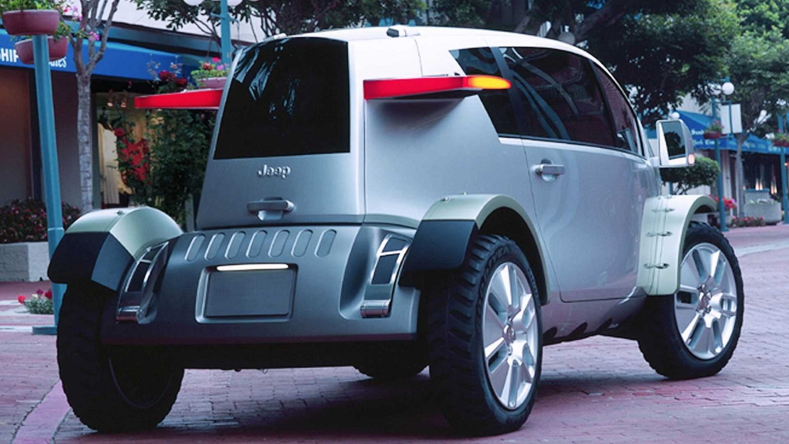 Could You See a Version of This Jeep in the Future?