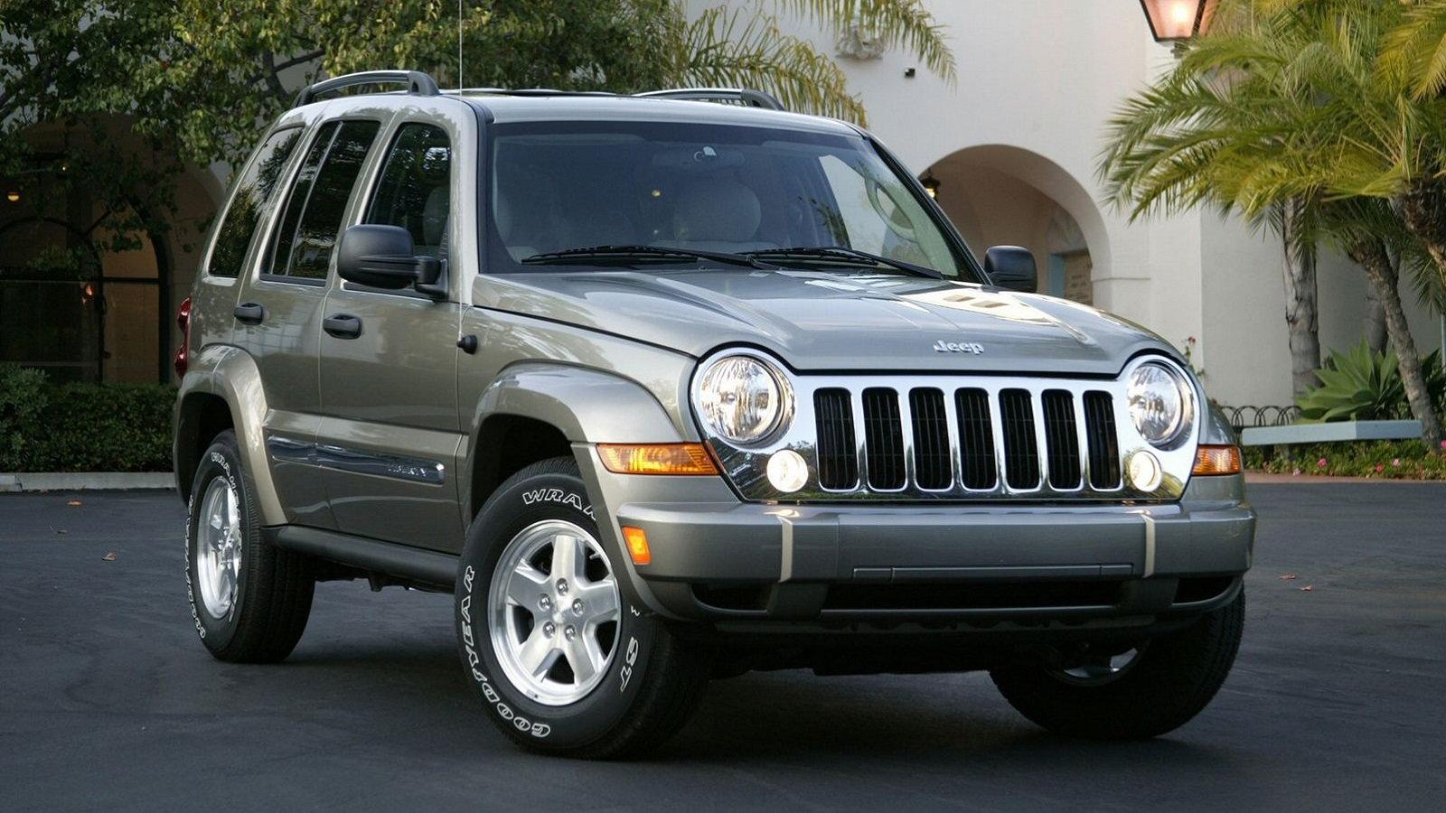 2002-2007 Jeep Liberty KJ