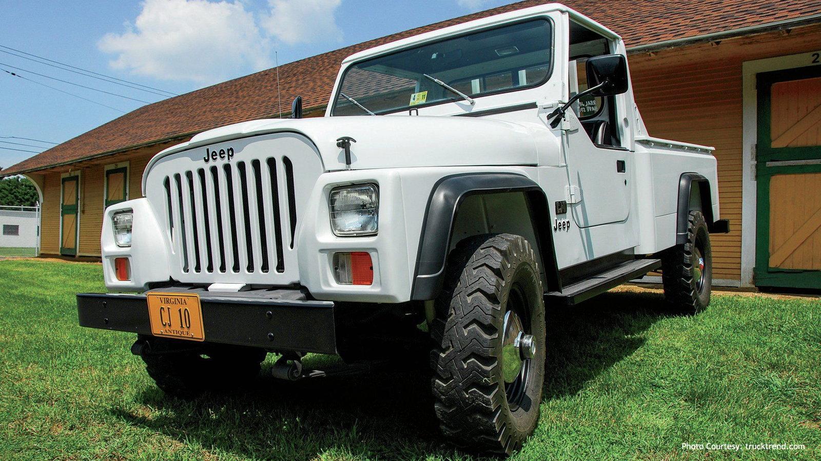 Jeep CJ-10