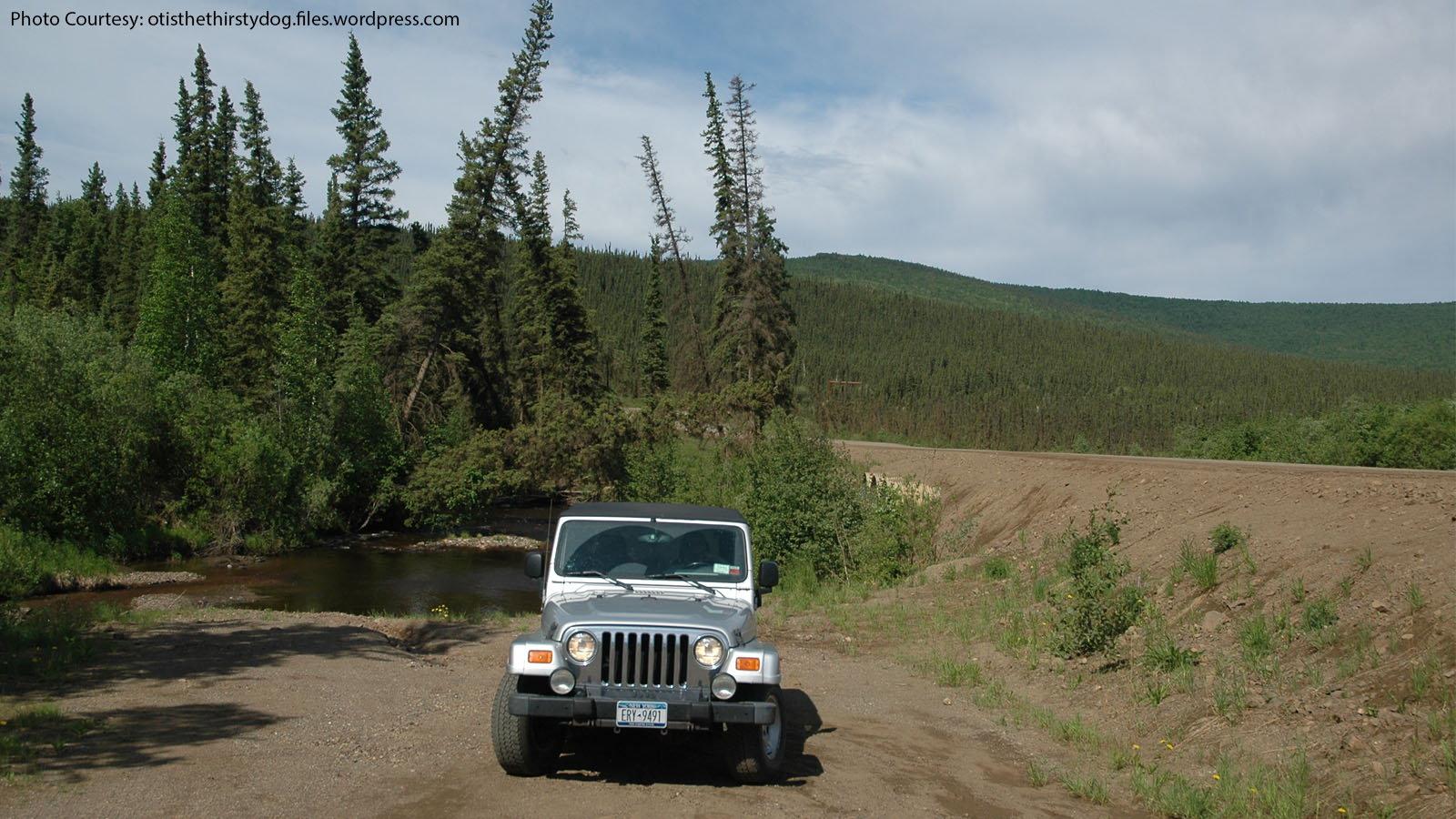 Fairbanks to Yukon River
