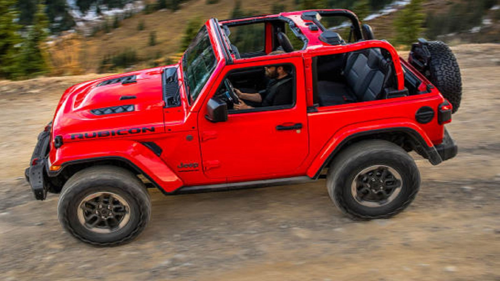 All New 2018 Wrangler Promises New Classic