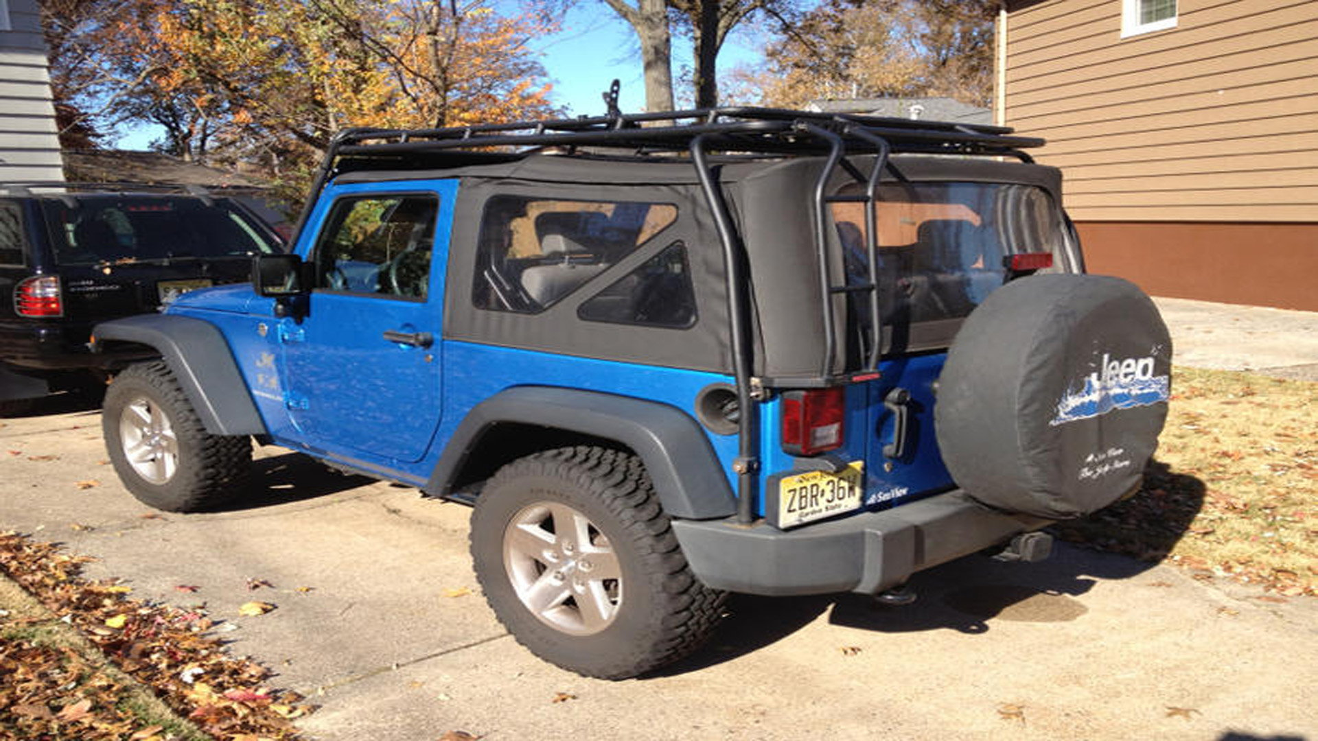 White Topless 2 Door Spotted! | 2018+ Jeep Wrangler Forums