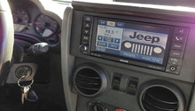 Jeep Wrangler JK 2007 to Present How to Change RER to RHR for MyGIG