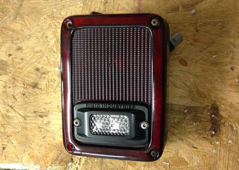 2015 Jeep Wrangler Inside >> Jeep Wrangler JK 2007 to 2015 How to Install Flush Mount Backup Light Kit - Jk-Forum