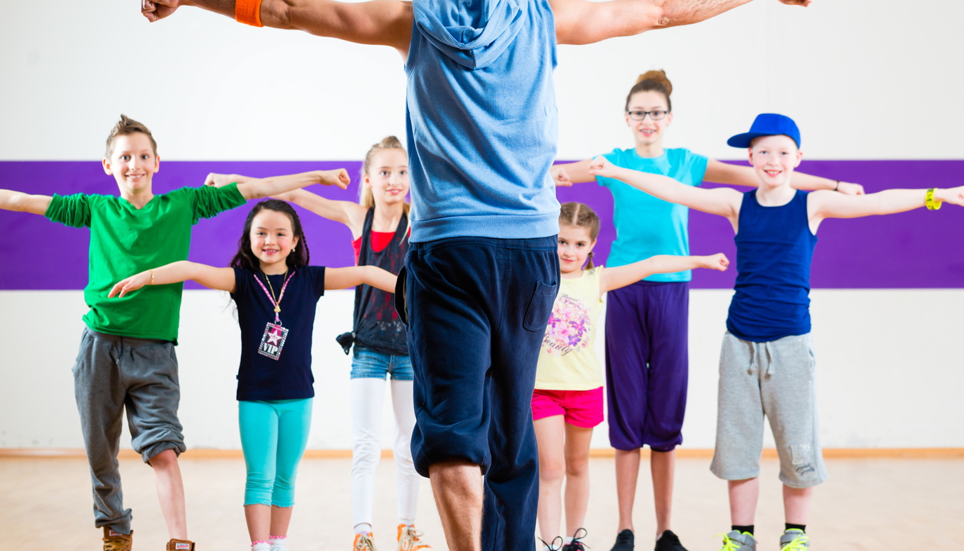 exercise class for kids