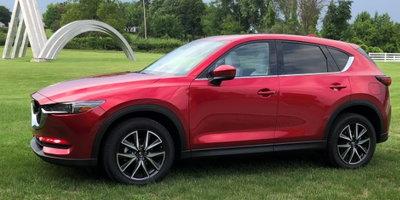2018 Mazda CX-5 Driving Impressions
