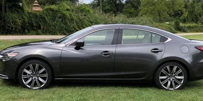 2018 Mazda Mazda6 Signature Driving Impressions