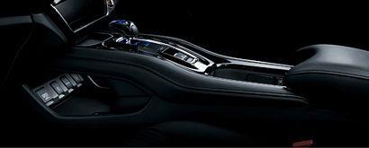 Honda Vezel console detail