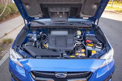 Subaru 2.0L Turbocharged FA DOHC H-4 (WRX)